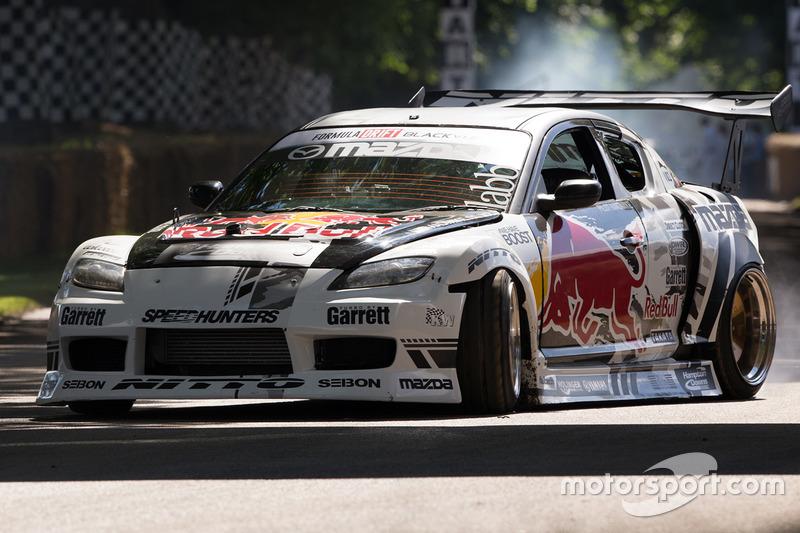 Mazda FD RX7 - Mike Whiddett