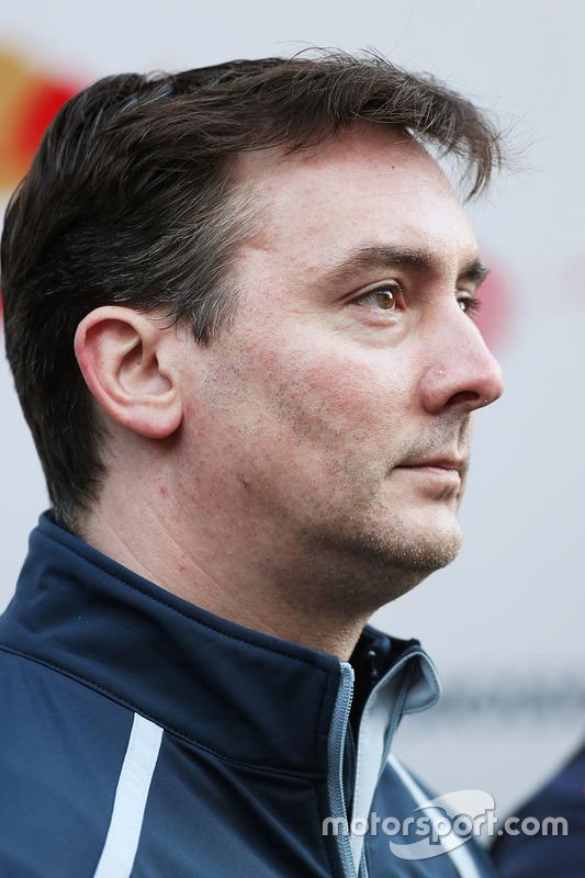 James Key, Scuderia Toro Rosso Technical Director