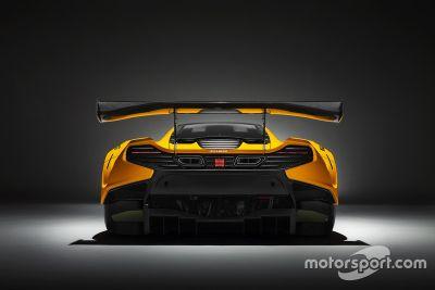 Presentación del McLaren 650S GT3 2016