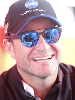 #10 Wayne Taylor Racing Corvette DP: Rubens Barrichello