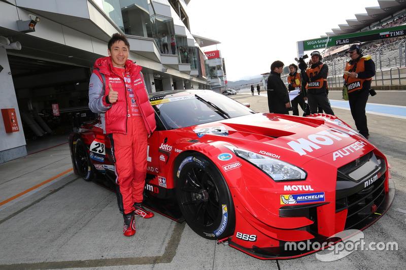 松田次生/MOTUL AUTECH GT-R(NISSAN GT-R NISMO GT500 2017年仕様)
