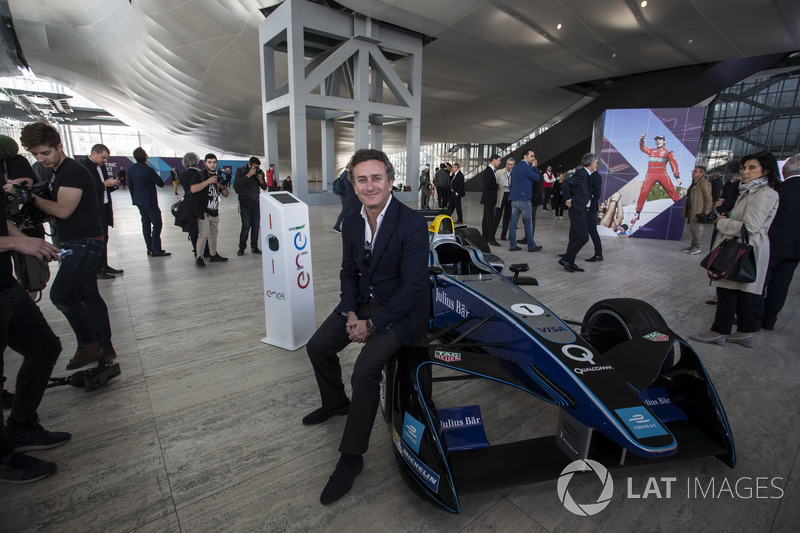 Alejandro Agag, CEO de la Fórmula E