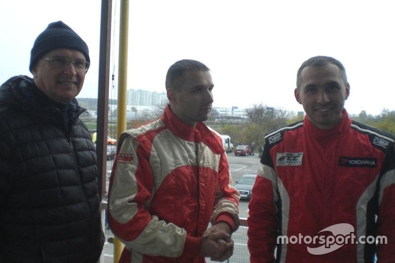 Дмитро, Андрій та Вадим Євтушенко