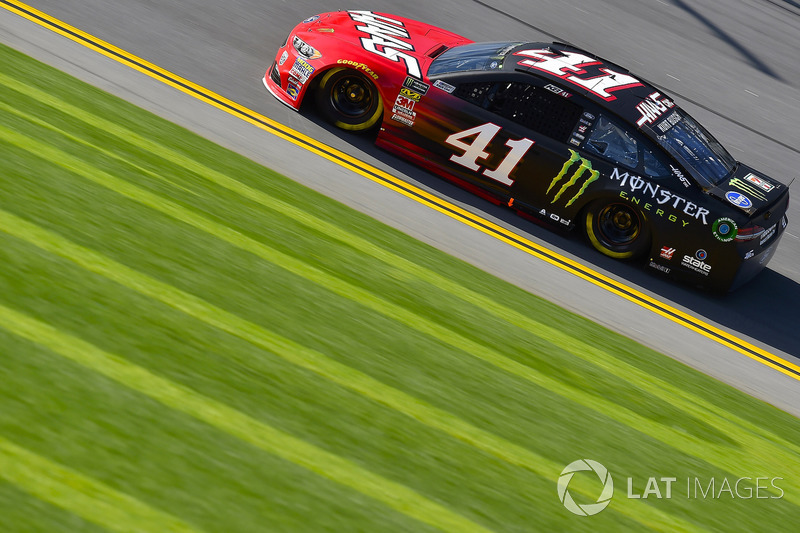 11. Kurt Busch, Stewart-Haas Racing, Ford