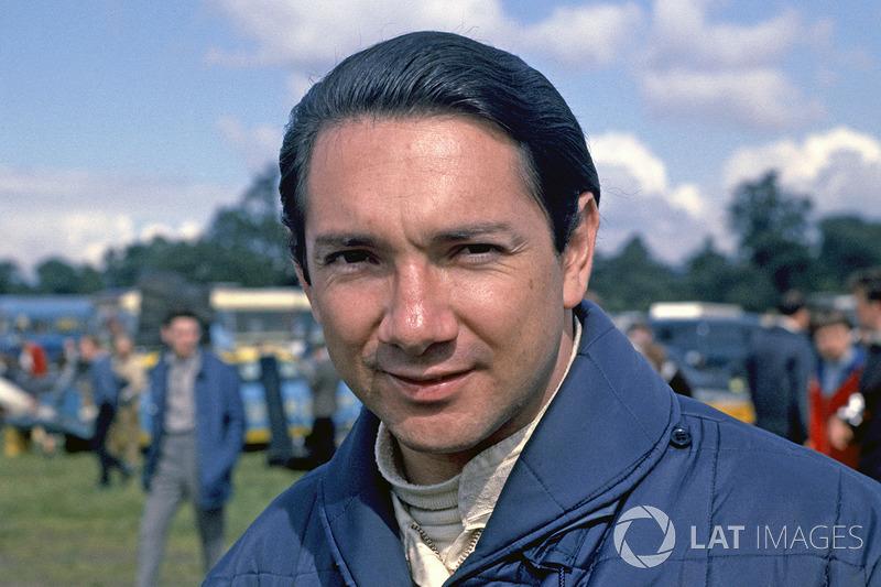 Pedro Rodriguez (2 victorias en las 24 Horas de Daytona)*