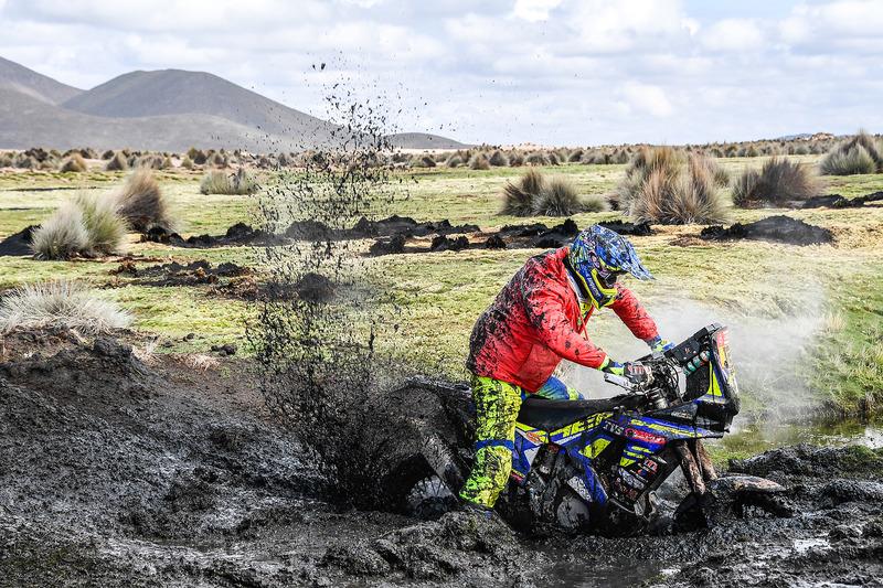 #12 Sherco TVS: Хуан Педреро Гарсія