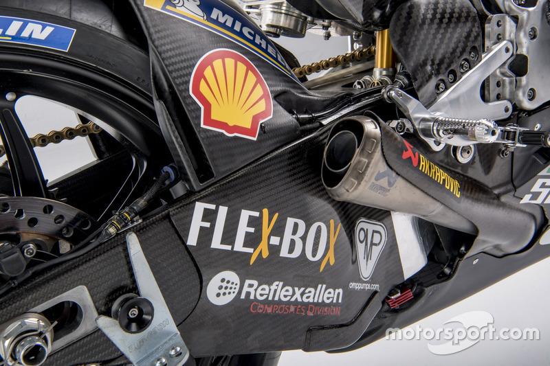 Деталі Ducati Desmosedici GP18