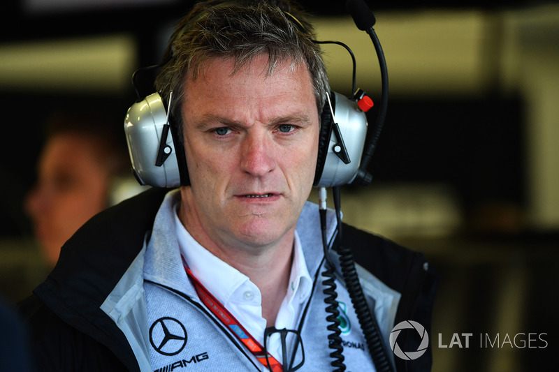 James Allison, Mercedes AMG F1 Technical Director