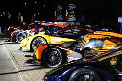 La Ceremonia de premios 2017 y los autos ganadores