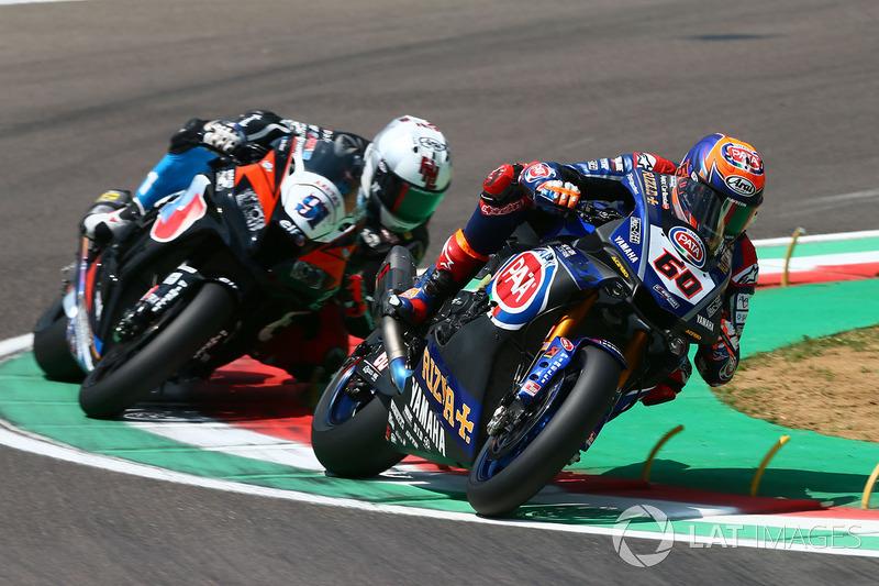 Michael van der Mark, Pata Yamaha, Leon Haslam, Kawasaki