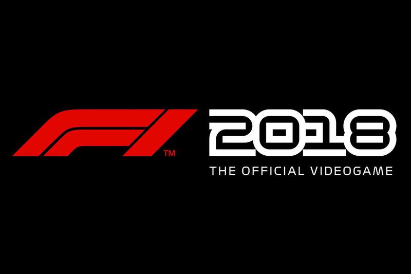 Логотип игры F1 2018