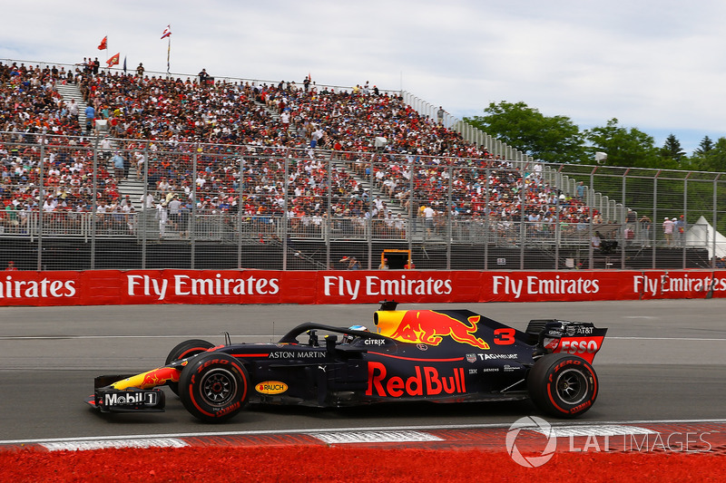 5 місце — Даніель Ріккардо, Red Bull