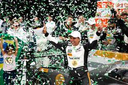 Le vainqueur Christian Fittipaldi, Action Express Racing