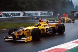 Damon Hill, Jordan 198; Ralf Schumacher, Jordan 198