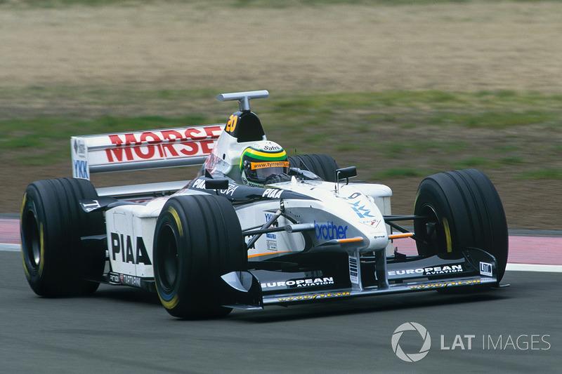 Рикардо Россет, Tyrrell (0 очков)