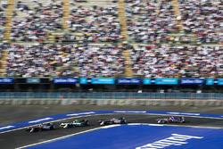 Edoardo Mortara, Venturi Formula E Team, Lucas di Grassi, Audi Sport ABT Schaeffler, Maro Engel, Venturi Formula E Team. & Sam Bird, DS Virgin Racing