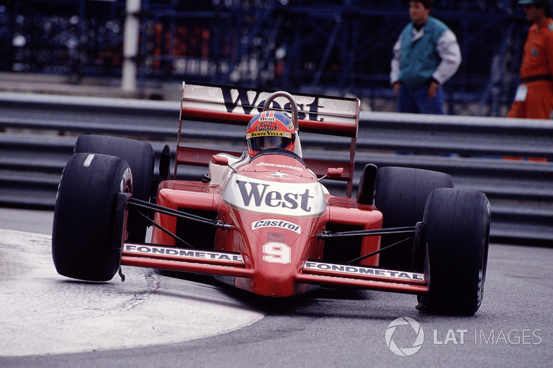 "11. <img src=""https://cdn-8.motorsport.com/static/img/cfp/0/0/0/100/108/s3/italy-2.jpg"" alt="""" width=""20"" height=""12"" />Piercarlo Ghinzani - 76 Grands Prix (1981, 1983-1989)"