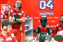 Tardozzi, Gigi Dall'Igna, General Manager Ducati Team Andrea Dovizioso, Ducati Team