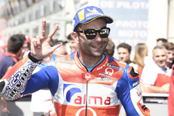 Third place qualfying Danilo Petrucci, Pramac Racing