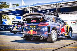 Ford Fiesta WRC, M-Sport Ford