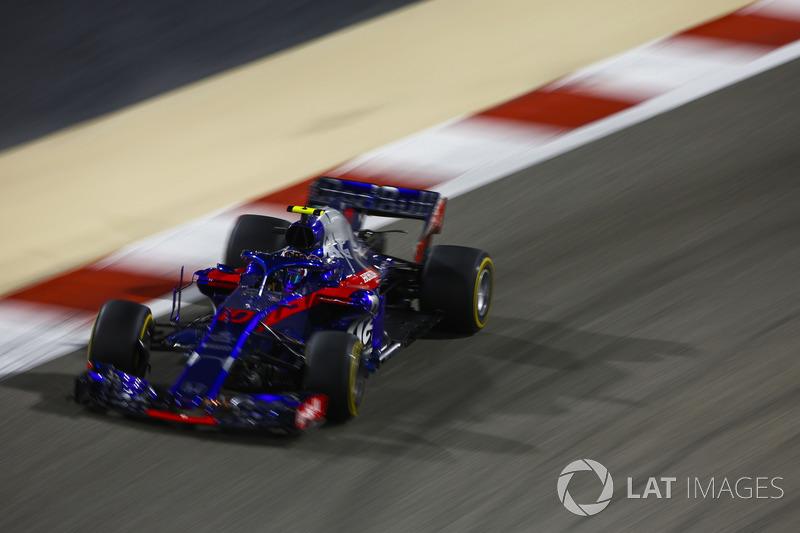 GP de Bahrein Pierre Gasly