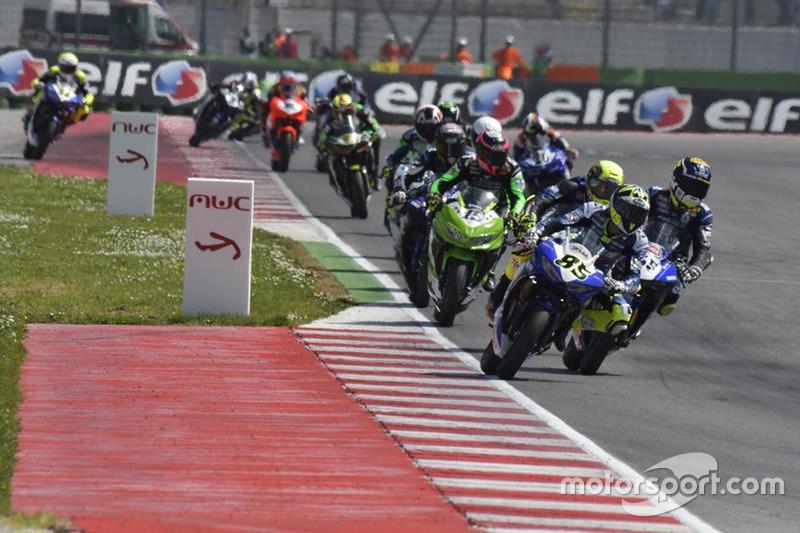 Supersport 300, Misano: Round 1
