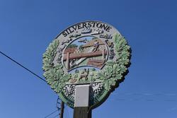 Silverstone Village war memorial