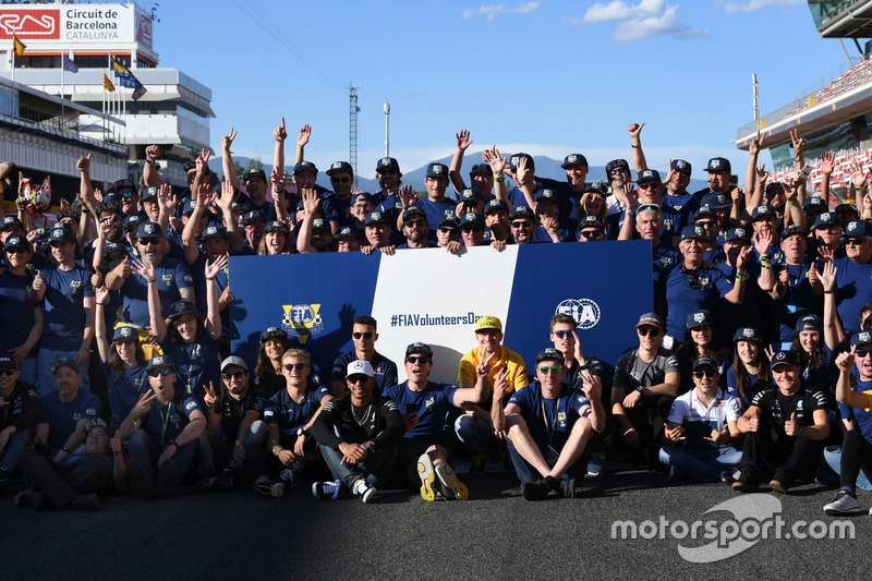 FIA Volunteers