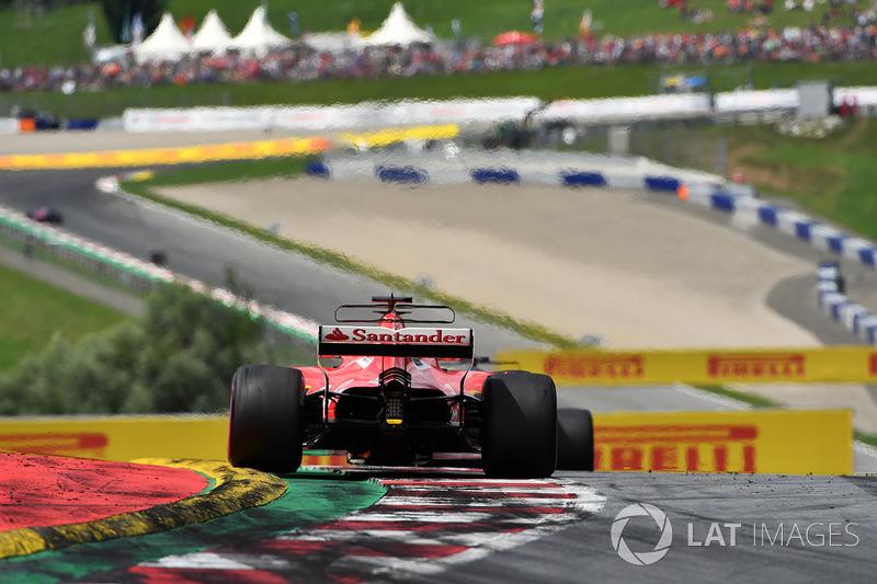 2 місце - Себастьян Феттель, Ferrari