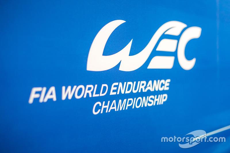 Logo del World Endurance Championship WEC