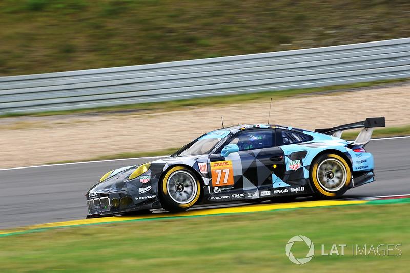 2. LMGTE-Am: #77 Dempsey Proton Competition, Porsche 911 RSR