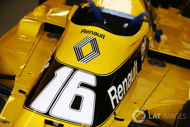 Renault Sport F1 Team F1 Historic, Рене Арну