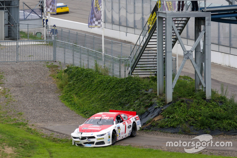 Borja Garcia, Racers Motorsport nach dem Crash