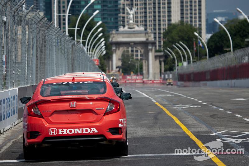 Honda vehículos de seguridad