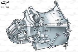 Minardi PS01 & PS02 gearbox