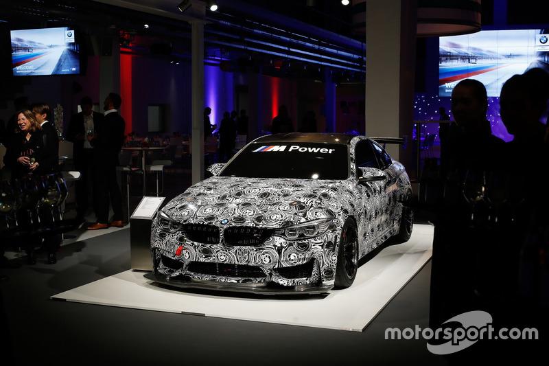 BMW M4 GT4.