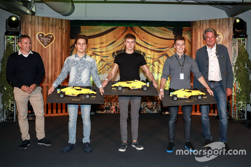 F4 Germany: Hockenheim