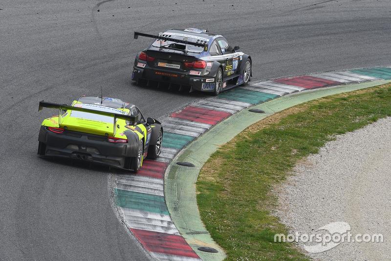 #29 Forch Racing powered by Olimp Porsche 991 GT3 R: Robert Lukas, Marcin Jedlinski, Patrick Eisemann