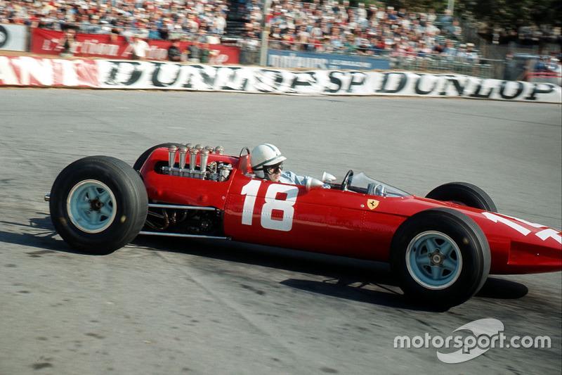 1964-1965: Lorenzo Bandini, Ferrari 512