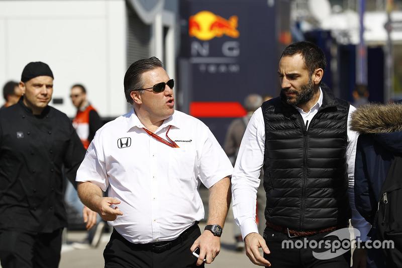 2017: McLaren ищет дружбы с Renault