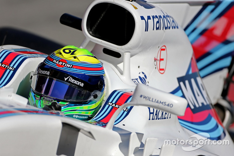 Mardi : Felipe Massa, Williams FW40
