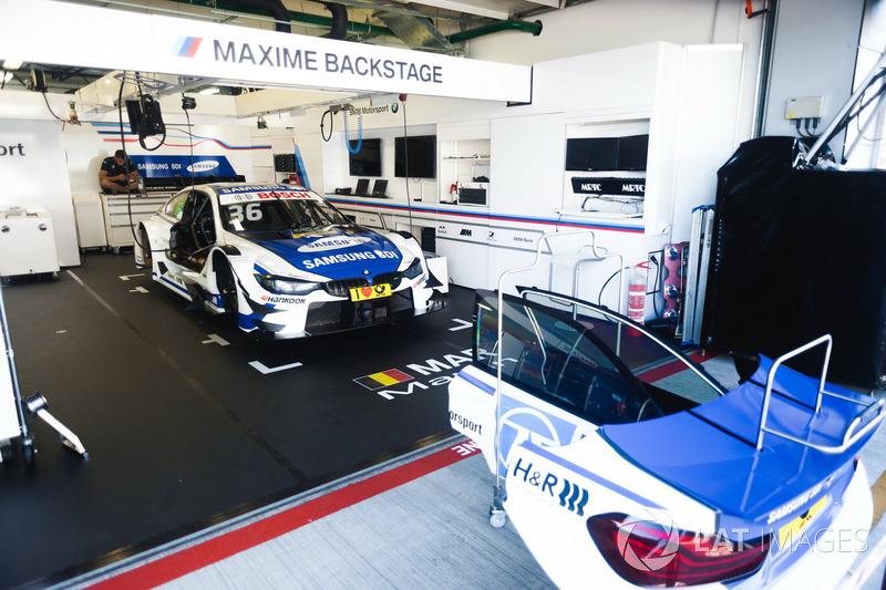Машина Максима Мартена, BMW Team RBM, BMW M4 DTM