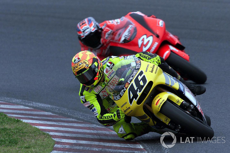 #3 GP del Giappone 2001