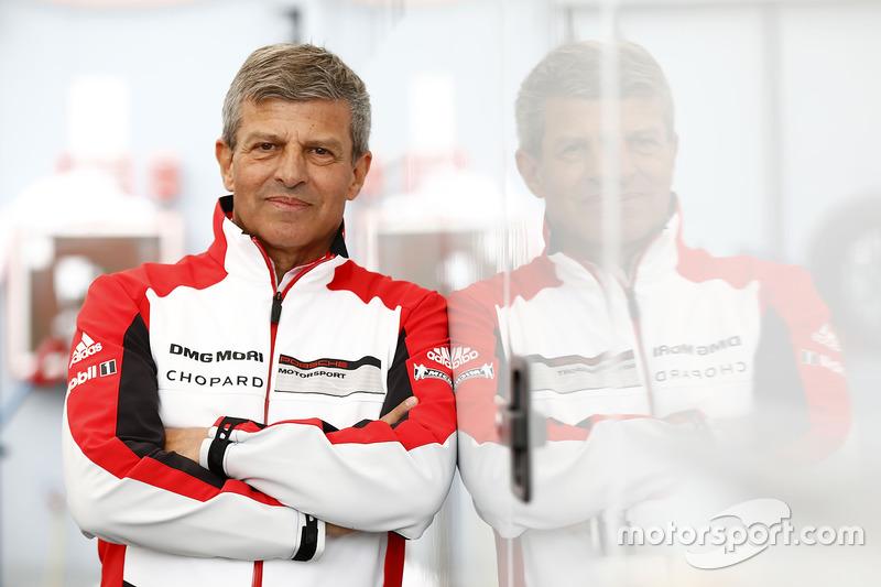Fritz Enzinger, Head of Porsche LMP1 program
