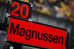 Cartel para Kevin Magnussen, Haas F1 Team