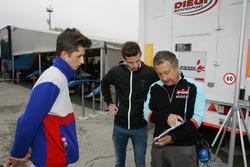 Giacomo Bianchi Biasca mit Alex Fontana