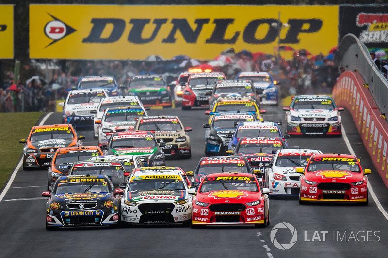 Start balap Supercars