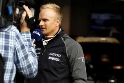 Heikki Kovalainen, Lexus LC500