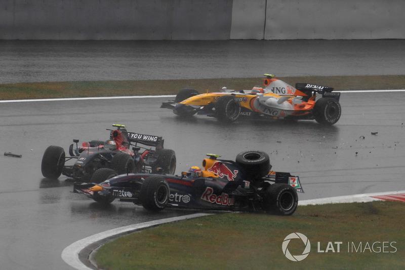 22. Red Bull Racing RB3, Формула 1