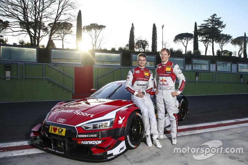 Nico Müller, Mattias Ekström, Audi RS 5 DTM